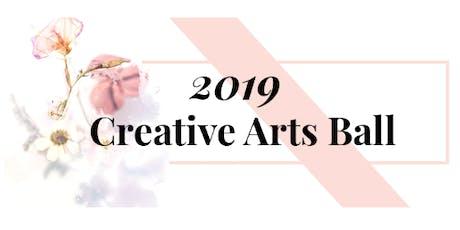 Creative Arts Ball tickets
