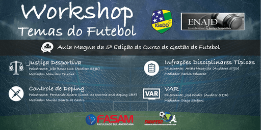 Workshop - Temas do Futebol