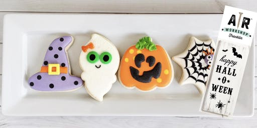 Halloween Cookie Decorating Party and AR Workshop Mini Make-and-Take Project  - Franklin