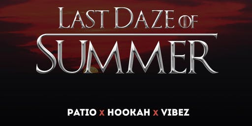 "IAX {International Access}: ""Last Daze Of Summer"" 