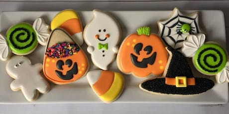 Halloween Beginner Cookie Class - Spring Hill tickets