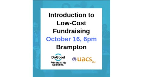Introduction to Low-Cost Fundraising