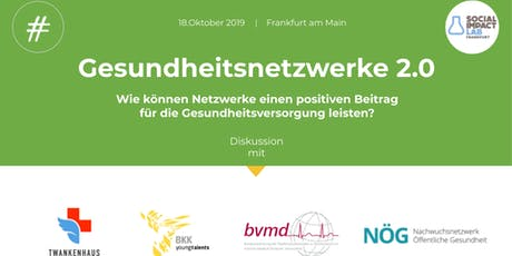 Gesundheitsnetzwerke 2.0 - Hashtag Gesundheit e. V. Tickets