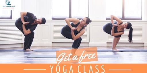 Free Yoga Sessions Dubai