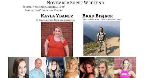 GTA Super Weekend November