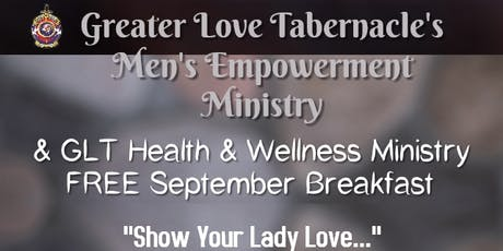 Men's Empowerment Ministry Men's Health Breakfast tickets