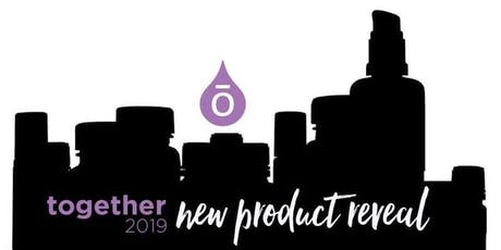 doTERRA NEW Product Reveal tickets