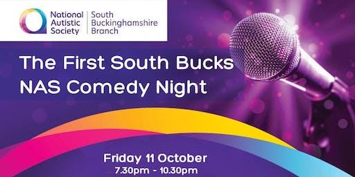 NAS South Bucks Comedy Night - a celebration of Autism