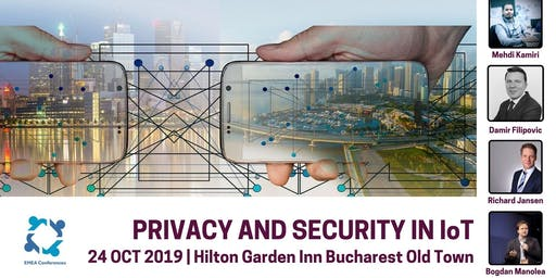 Privacy and Security in IoT