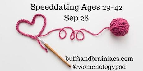Chemistry Speed Dating Party Ages 29-42 - NYC Singles tickets