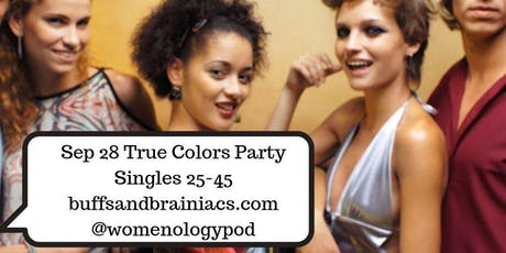 Singles True Colors Party Ages 25-45 tickets