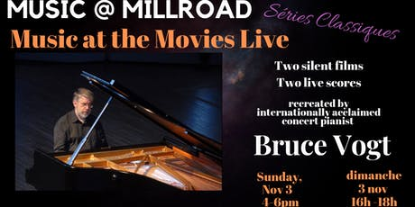Music @Mill Road presents Music and the Movies Live with Bruce Vogt tickets