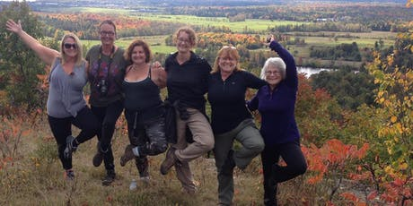 MONO CLIFFS YOGAHIKE tickets