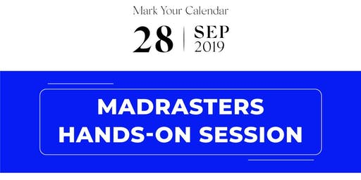Madrasters Session - Designing in Gig Economy aka Freelance Designing
