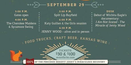 JENNY in the WOOD tickets