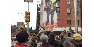 """event image """"Street / Art, Lower East Side"""" Manhattan Art Walk (2019-09-28 starts at 11:00 AM)"""