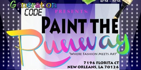 Generation Code Presents Paint The Run Way tickets