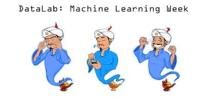 3º DataLab ML Week - Dia 1: SQL + PLN