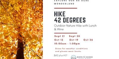 Hike 42- A fall nature discovery