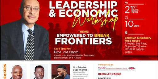 LEADERSHIP AND ECONOMIC WORKSHOP