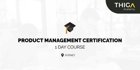 Thiga Academy: Product Management Certification tickets