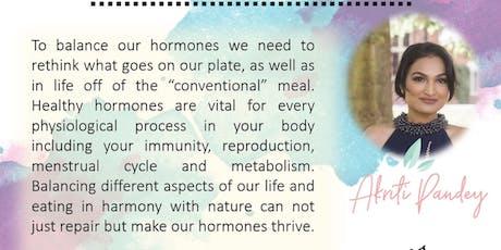 Balance Female Hormones tickets