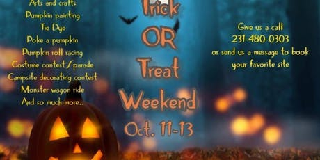 Trick~Or~Treat Weekend tickets