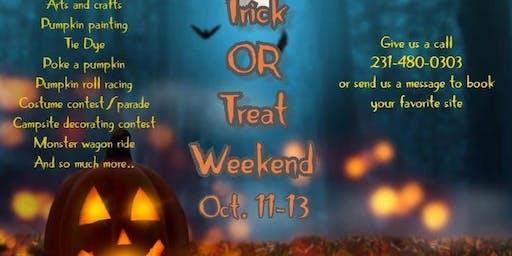 Trick~Or~Treat Weekend