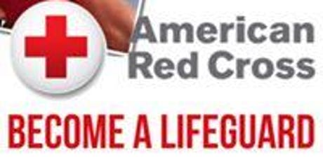 American Red Cross Blended Learning Lifeguard Certification tickets