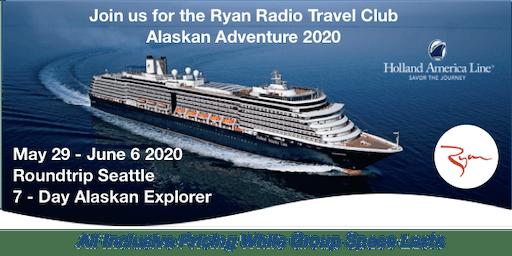Kick-off Party for Ryan Radio Alaskan Adventure 2020