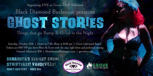 Black Diamond Burlesque's Halloween Show