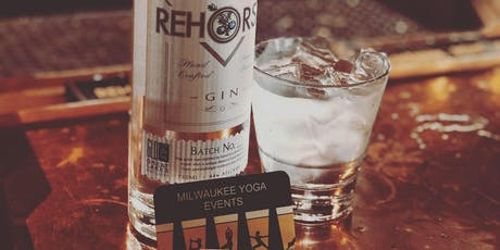 Yoga, Cocktails and a Tour at Great Lakes Distillery tickets