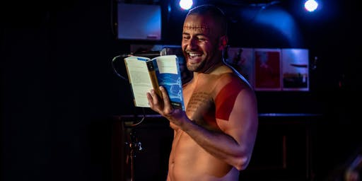 Naked Boys Reading: 3rd Annual Halloween Edition