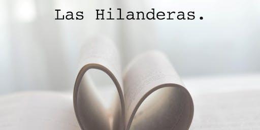 Asistencia a la grabación del podcast Las Hilanderas