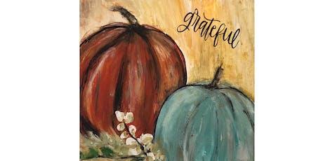 All Ages Grateful Pumpkin presented by The Artists' Garden tickets