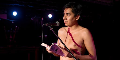 """Naked Boys Reading: """"Fairy Tales, Myths and Legends II"""""""