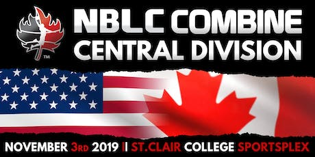 NBLC Combine Central Division- AMERICAN/INTERNATIONAL PLAYERS tickets