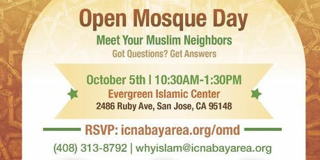 Open Mosque Day tickets