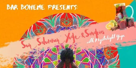 Sun Salutation & Sangrias tickets