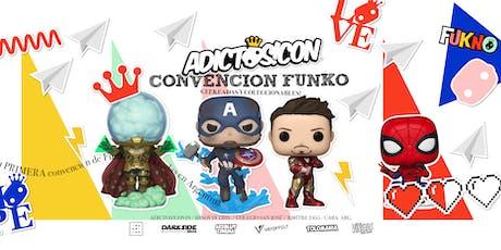 Adictos!Con19 - 3RA edición convención FUNKO POP! tickets