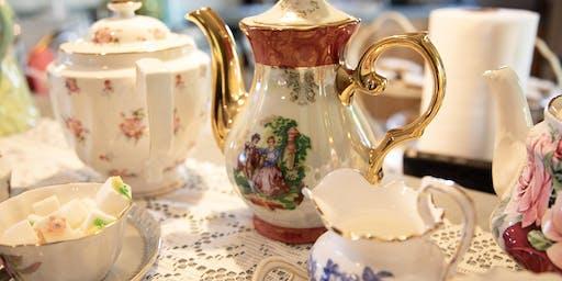 Fidelity Photos Victorian Holiday Tea Portrait Party