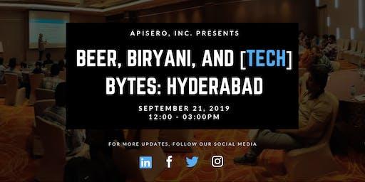 Beer, Biryani, and [tech] Bytes: Hyderabad
