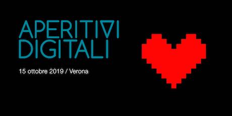 """Aperitivo Digitale """"Evoluzione del tuo modello di Business"""" / AIS Group Srl biglietti"""