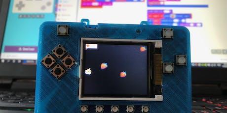 Eigene Spiele programmieren mit Microsoft MakeCode Arcade (Sa+So, 10h) Tickets