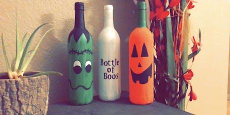Sip N Craft Halloween tickets