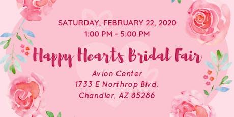 Happy Hearts Bridal Fair tickets