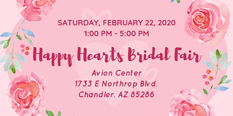Happy Hearts Bridal Fair tickets