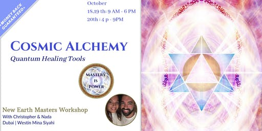 COSMIC ALCHEMY, Quantum Healing Tools