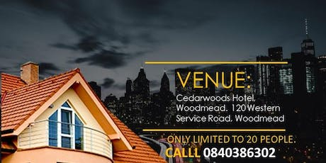 Property Investment the right way tickets