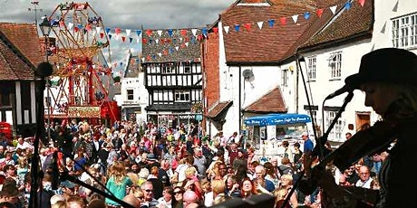 Newent Onion Fayre 2021 tickets
